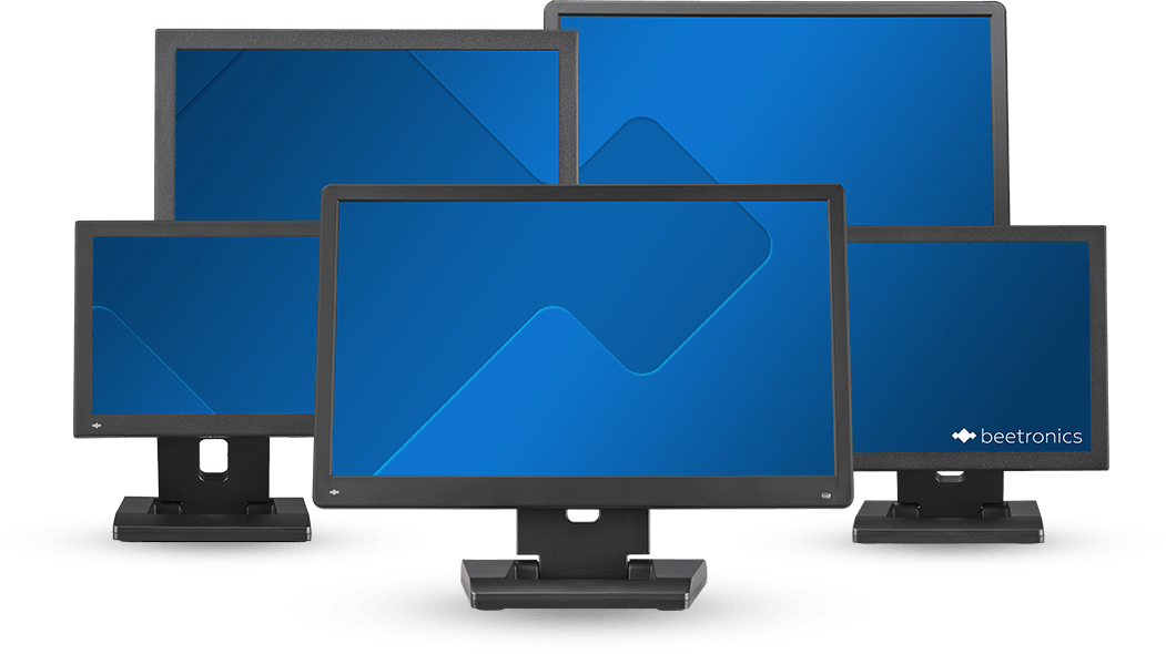 Experts in small monitors