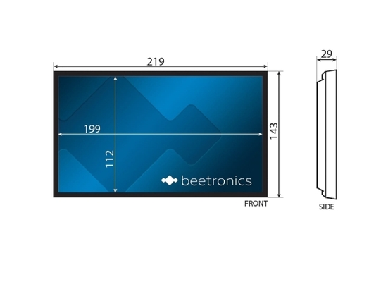 9 inch monitor