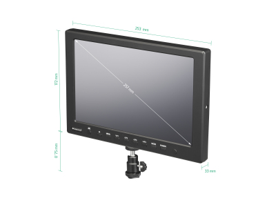 field monitor hdmi 10