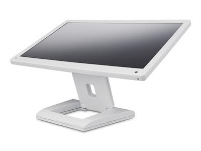 15 inch monitor (white)