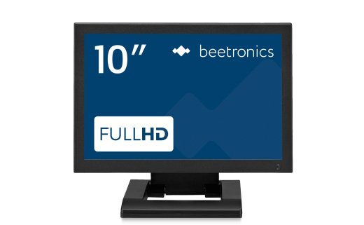 10 inch monitor metal