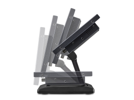 8 inch touchscreen collapsible stand